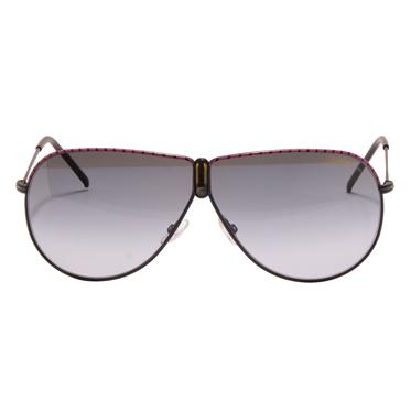 Carrera – Black Aviator Sunglasses