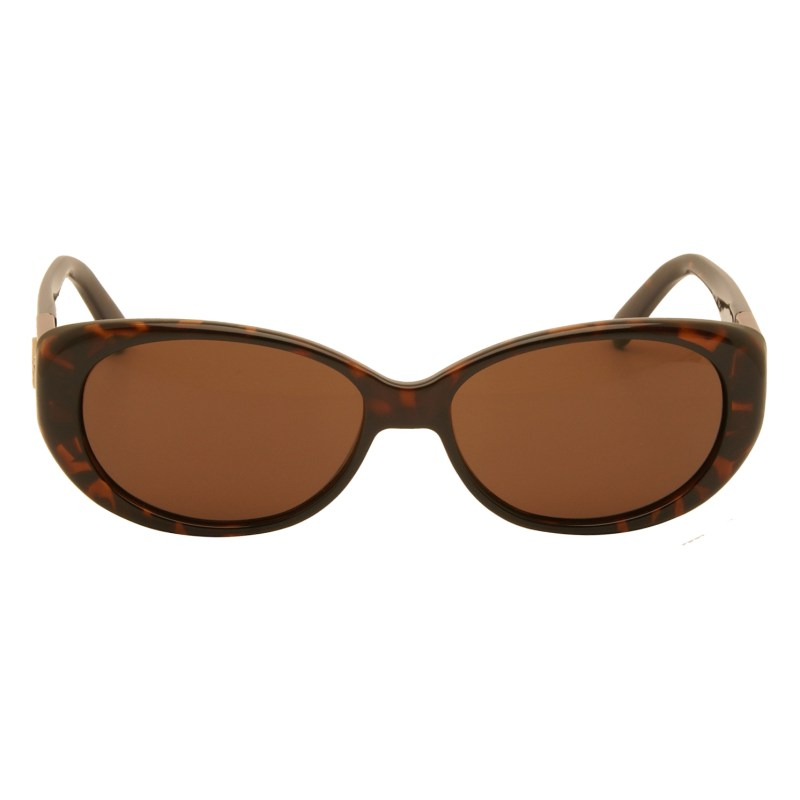 Guess – Brown Havana Tortoiseshell Classic Style Sunglasses with Case
