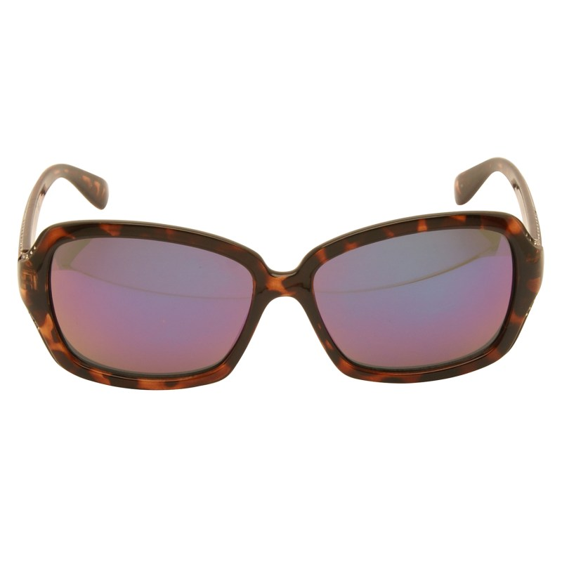 Harley Davidson – Brown Tortoiseshell Classic Style Sunglasses with Case