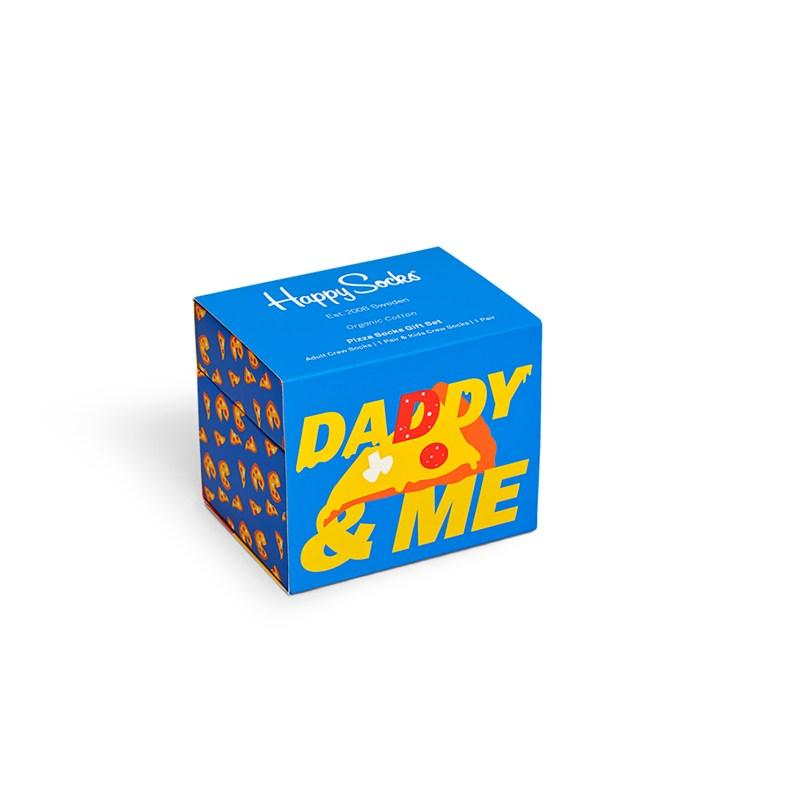 Happy Socks – Kids Mini & Me Pizza Socks Boxed Gift Set