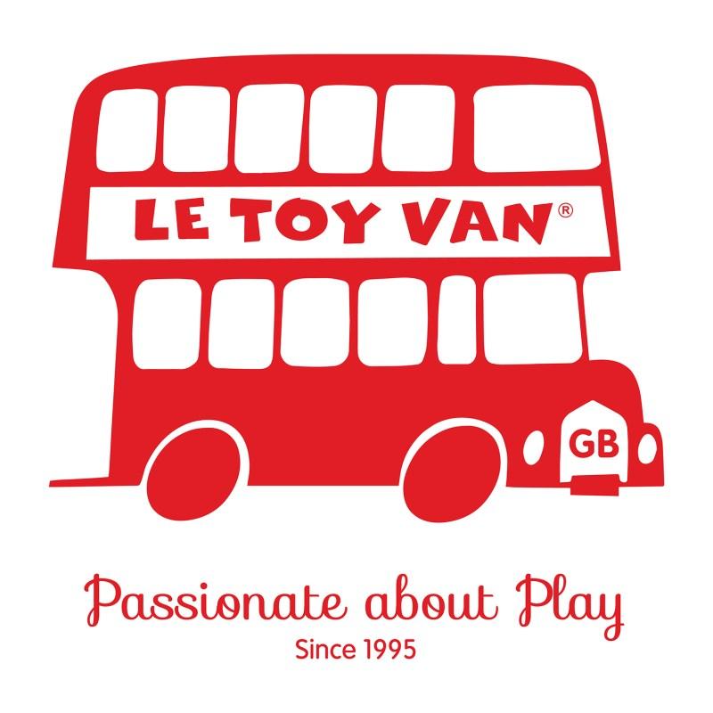 Le Toy Van – Wooden Holiday Campervan