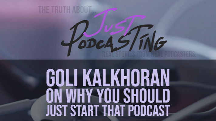 Goli Kalkhoran of Lessons From a Quitter, talks about leaving her practice as an attorney to find contentment and drive from her passions.