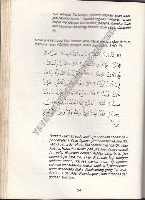 24. Manusia dan Agama 3