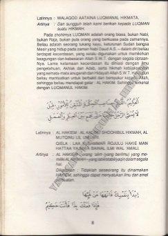 8. Sejarah Luqmanul Hakim 2
