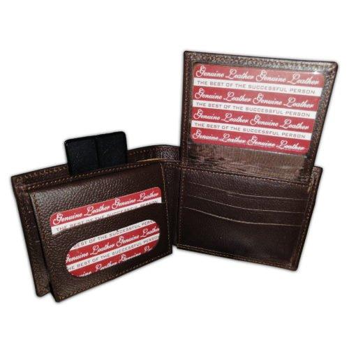 Wallet Dark Brown for Men (6)