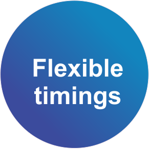flexible timing