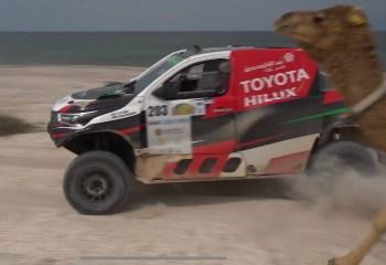 Kazakhstan Rally | Yazeed Al Rajhi and Dirk von Zitzewitz win final stage, Leg 5  #SS5