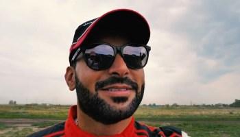 Silk Way Rally 2021 | Yazeed Al Rajhi and Shakedown & Start Ceremony