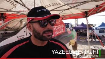 Rallye du Maroc 2021 | LEG1 Recap with Yazeed Al Rajhi & Michael Orr