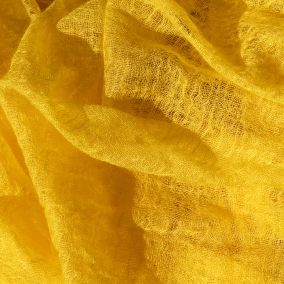 Yazemeenah Cashmere Shawl in Yellow