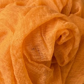 Yazemeenah Cashmere Shawl in Amber