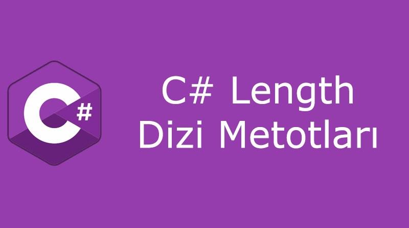 C# length