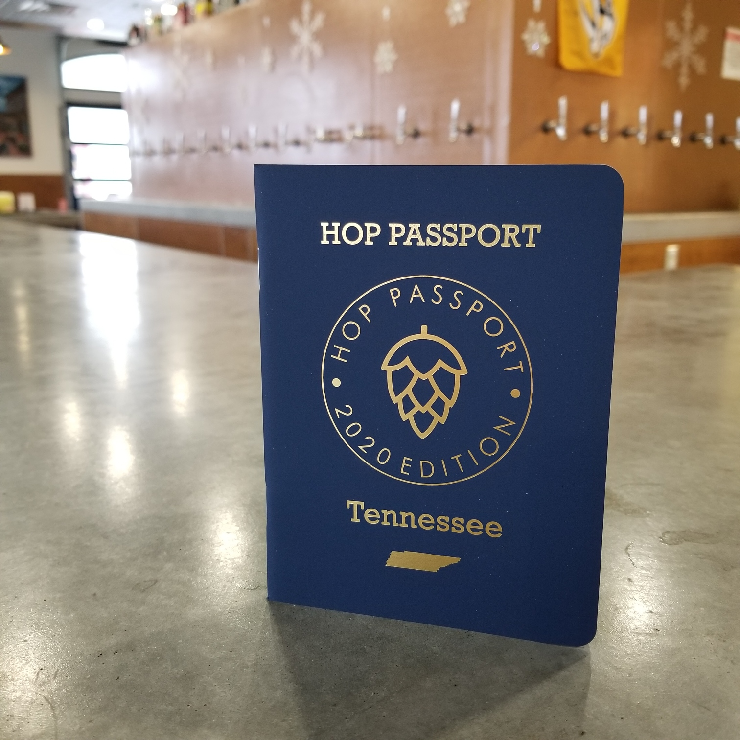2020 Hop Passport
