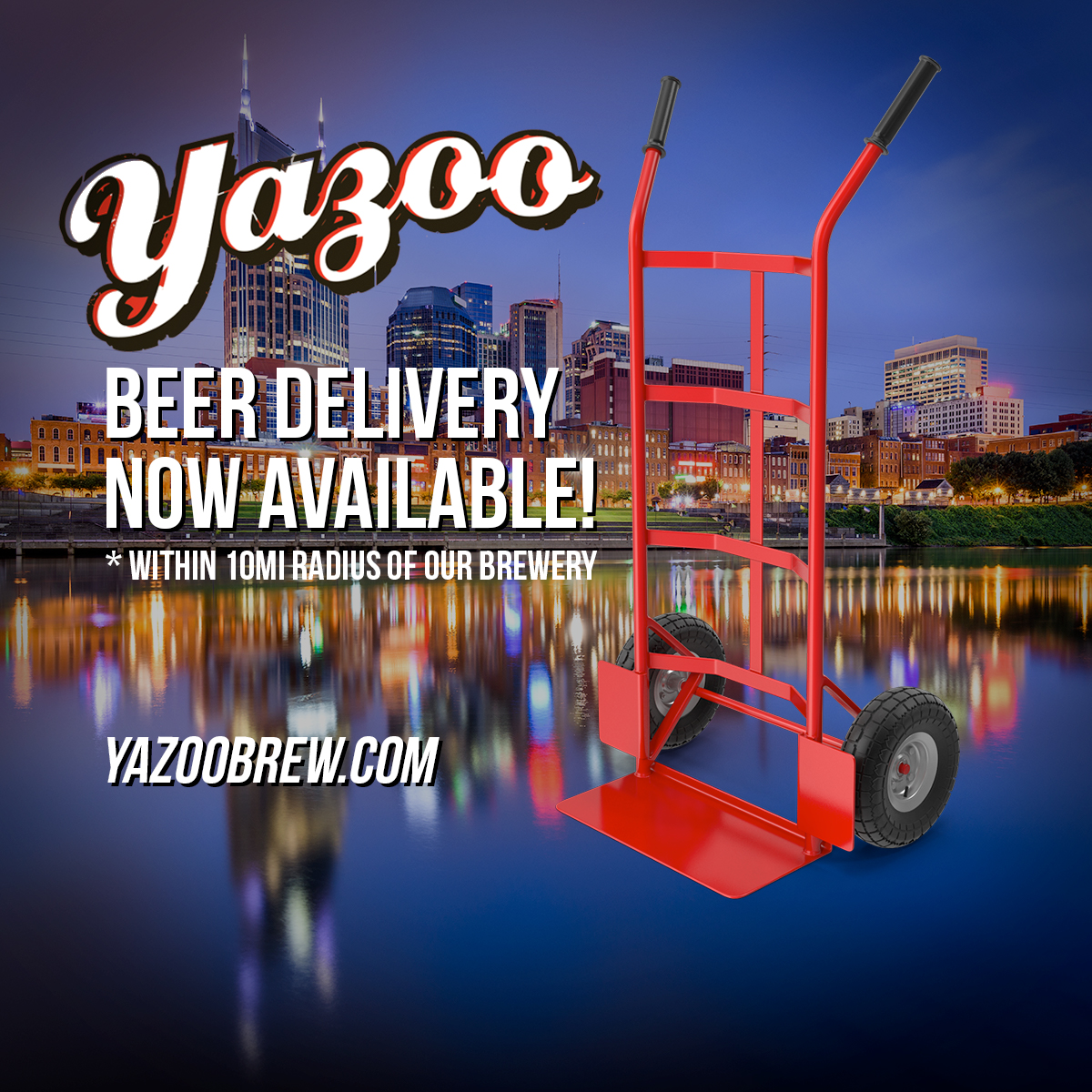 Beer To-Go (NEXT-DAY DELIVERY)