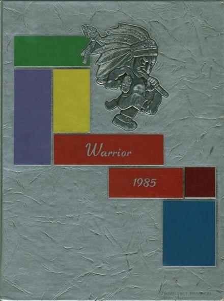 1985 East Bay High School Yearbook Online Gibsonton FL