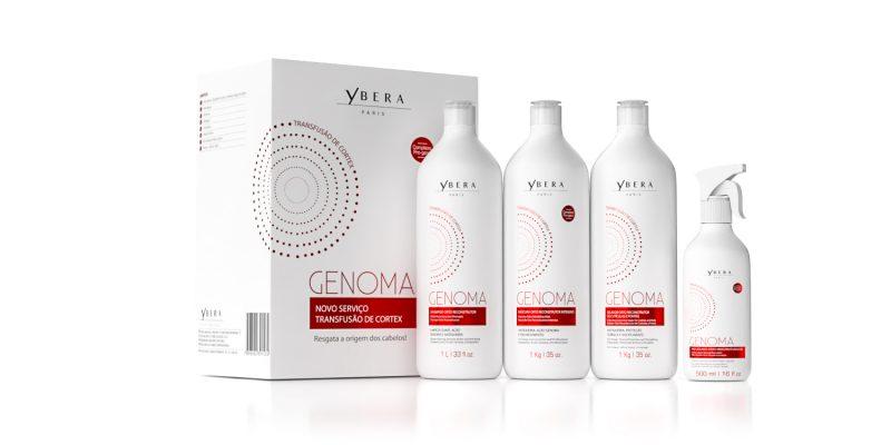 Ybera Paris - Genoma - Kit Profissional