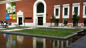 Photo of Jessie Square at Yerba Buena Gardens