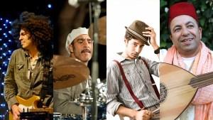 Photo of NAR (North African Rhythms).