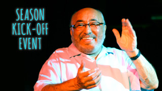 Season Kickoff Event. Photo of Eddie Palmieri.