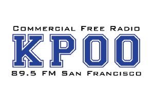 Commercial Free Radio KPOO 89.5 San Francisco