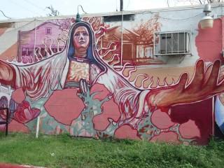 Westside SA Mural
