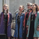 Photo of female group singers