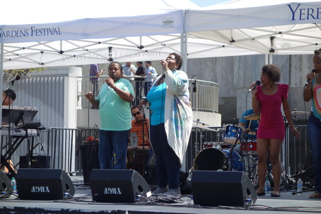September Rewind Yerba Buena Gardens Festival