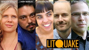 Photo of Litquake poets