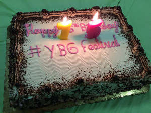 Happy 15th Birthday YBG Festival