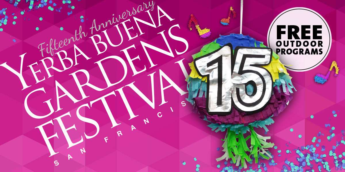 Yerba Buena Gardens Festival, Free Outdoor Programs