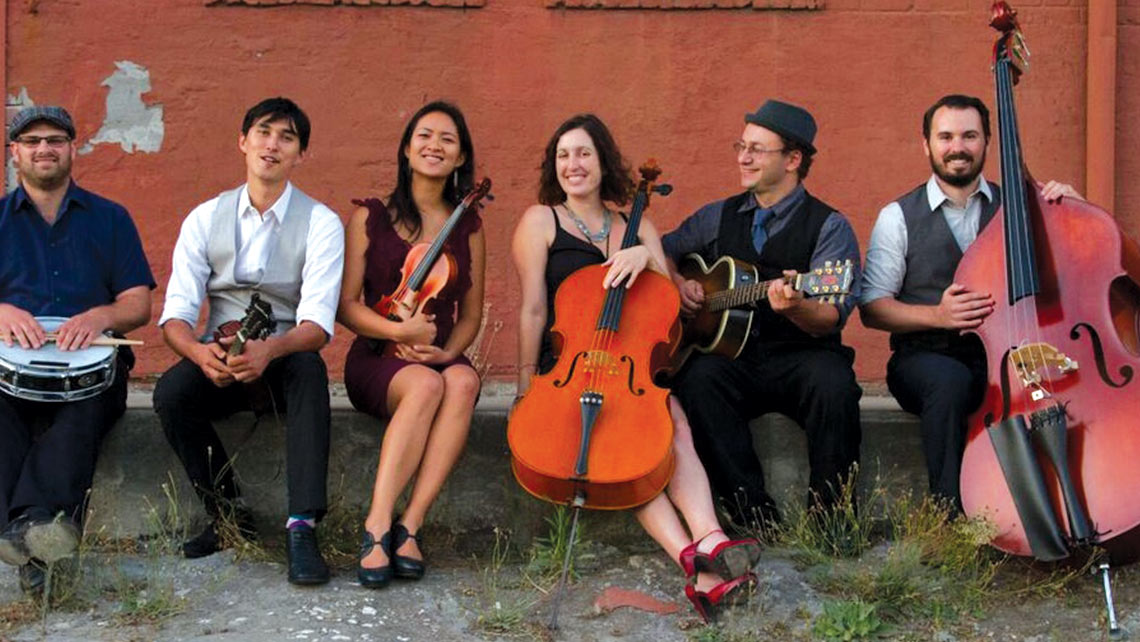 Photo of music group Dirty Cello