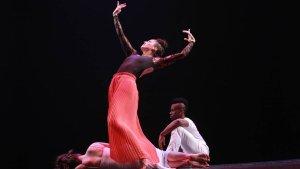 Photo of LINES Dance Center dancers