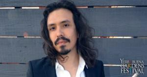 Photo of musician Daniel Riera