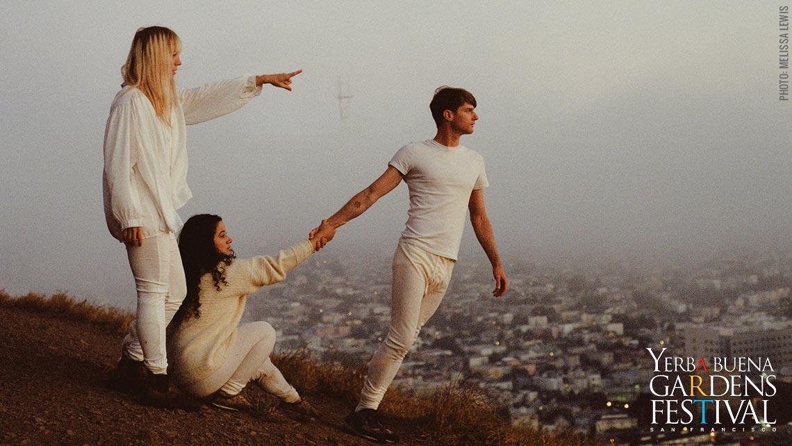 Photo of detour dance by Melissa Lewis