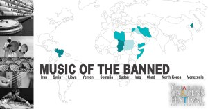 Music of the Banned graphic