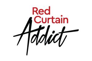 Red Curtain Addict logo
