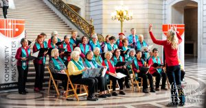 photo of CMC older adult choirs