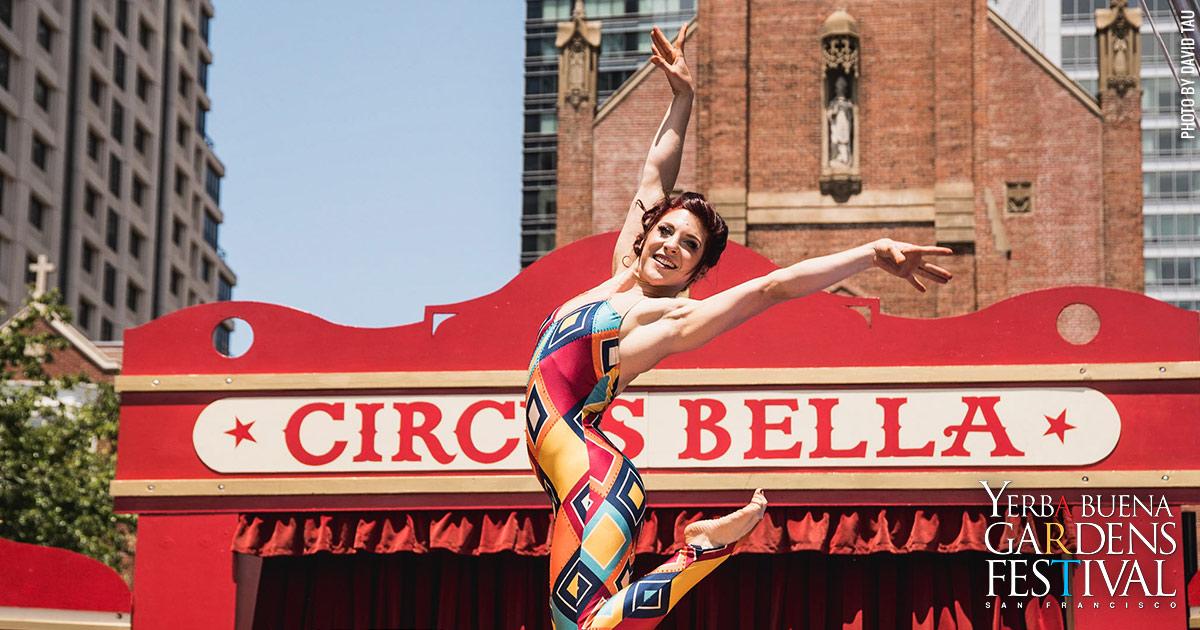 photo of circus bella by David Tau