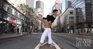 Photo of David Herrera Performance Company by Vanessa Chu