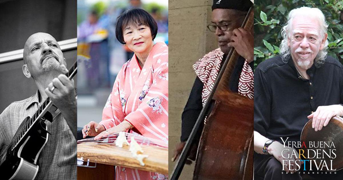 Photo of the Murasaki Ensemble