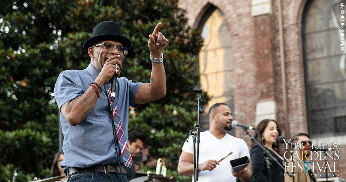 Photo of musician Manny Martinez, by Jim Watkins Photography.