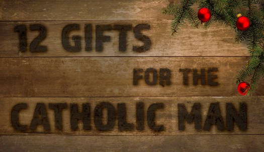 last year we put together a list of 12 christmas gifts for the catholic man and we received a lot of positive feedback so we are going to do it again this