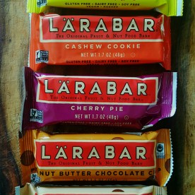 YBLTV Review: Lara Bars - The Perfect Healthy Snack. Photo by Kayla Costanzo, YBLTV Writer / Reviewer.