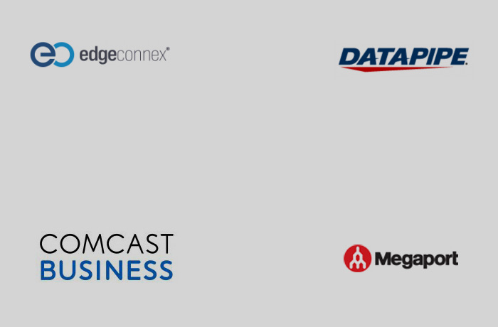 EdgeConneX®, Comcast Business, Datapipe and Megaport