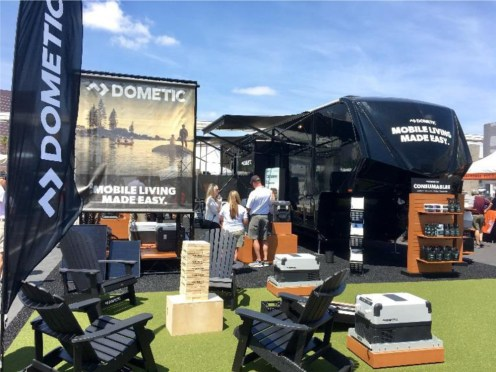 Dometic Wins Prestigious Awards at National Hardware Show