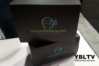Virtual Marketing 360, at the 2017 Nightclub & Bar Show, Las Vegas, NV.