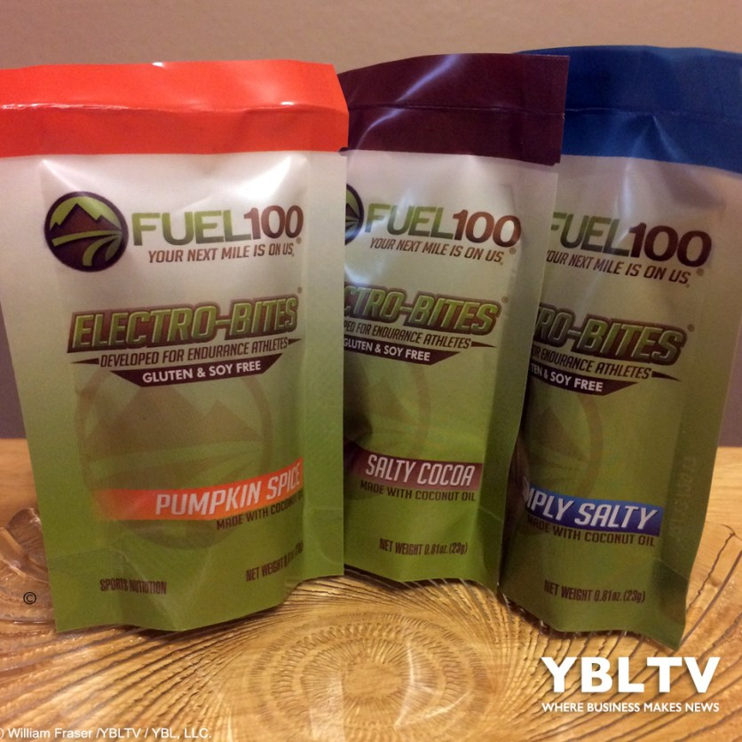 Fuel 100 Electro-Bites. YBLTV Review by William Fraser.