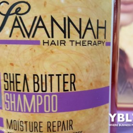 Savannah Hair Therapy Moisture Repair Shea Butter Treatment Conditioner.