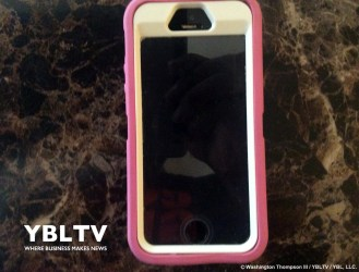 OtterBox Defender Series Case for iPhone 5S. YBLTV Review by Washington Thompson III.
