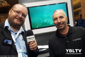 YBLTV Writer / Reviewer / Anchor, Jack X interviews PowerVision's Director of Marketing, Craig Glover at InterDrone 2017.
